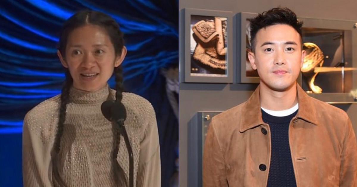 曾國祥失落最佳國際電影 趙婷成奧斯卡首位華人女導演