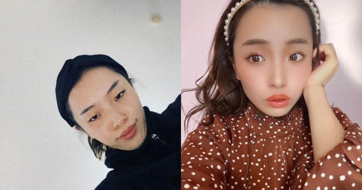 日本YouTuber靠神手化妝技巧 醜小鴨瞬變女神石原聰美
