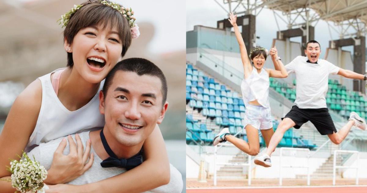 洪永城宣布結婚:娶到你是我的福氣