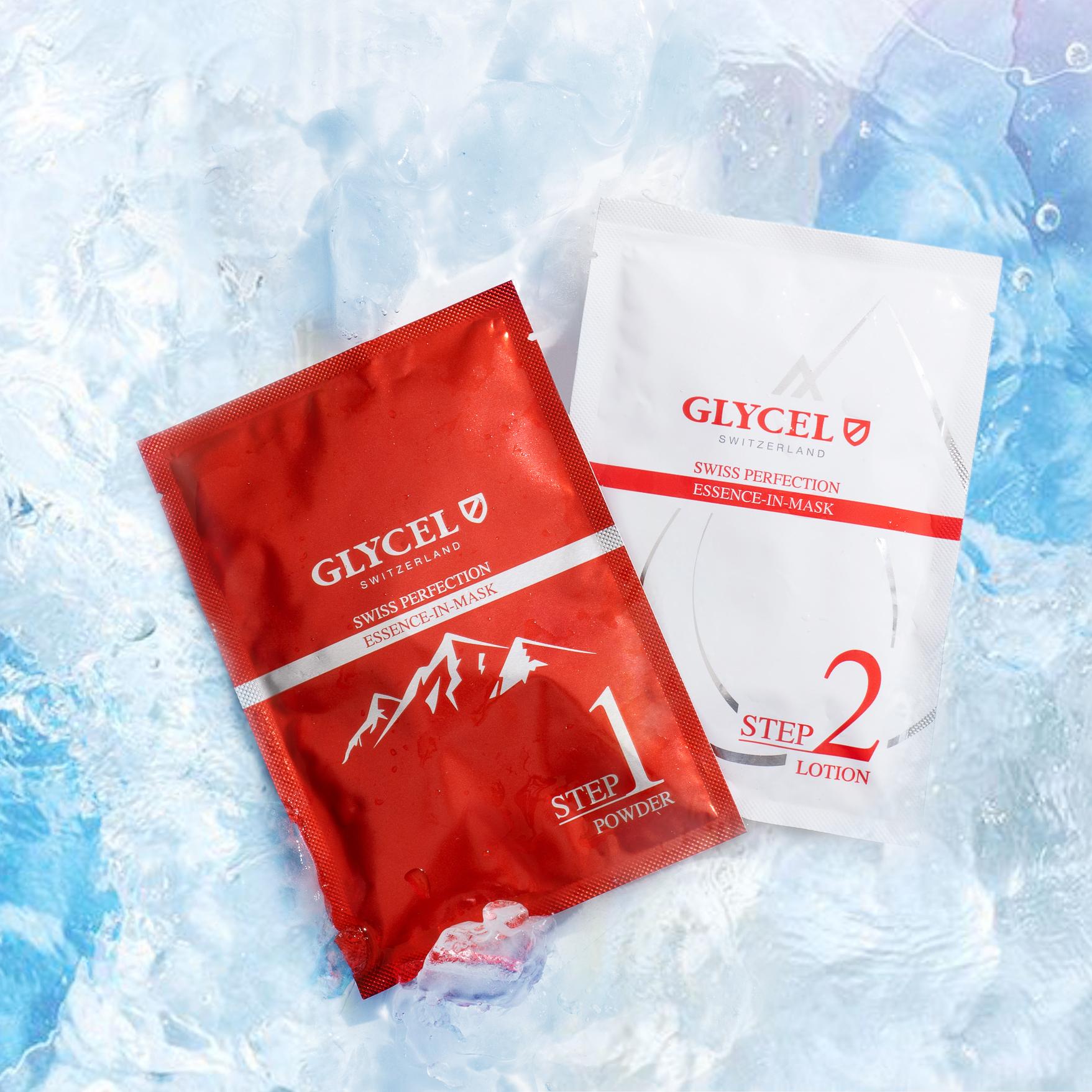 GLYCEL打造夏日冰肌