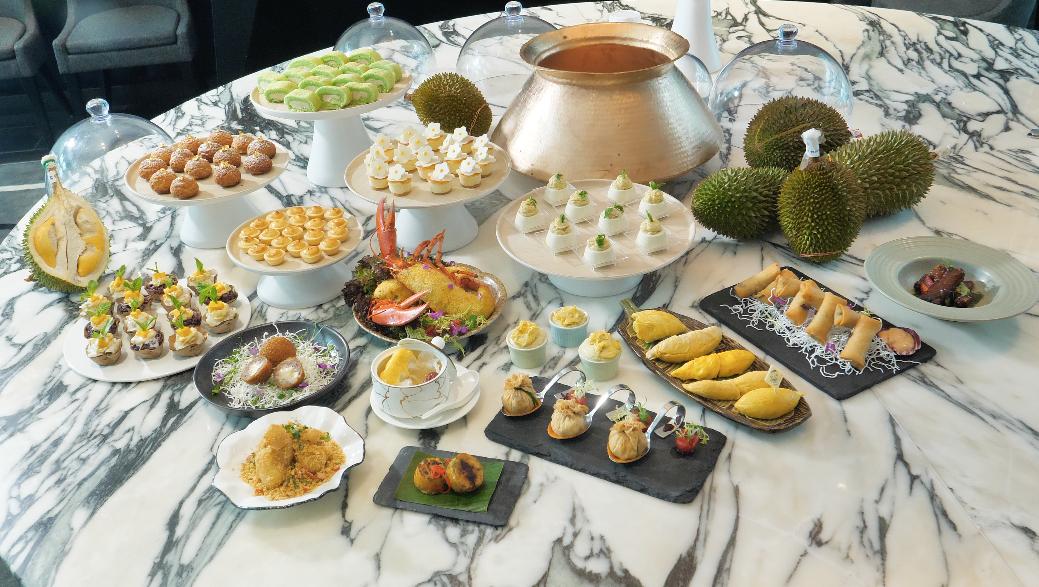 【尖沙咀】酒店榴槤自助早午餐 食盡貓山王熱葷及多款甜品