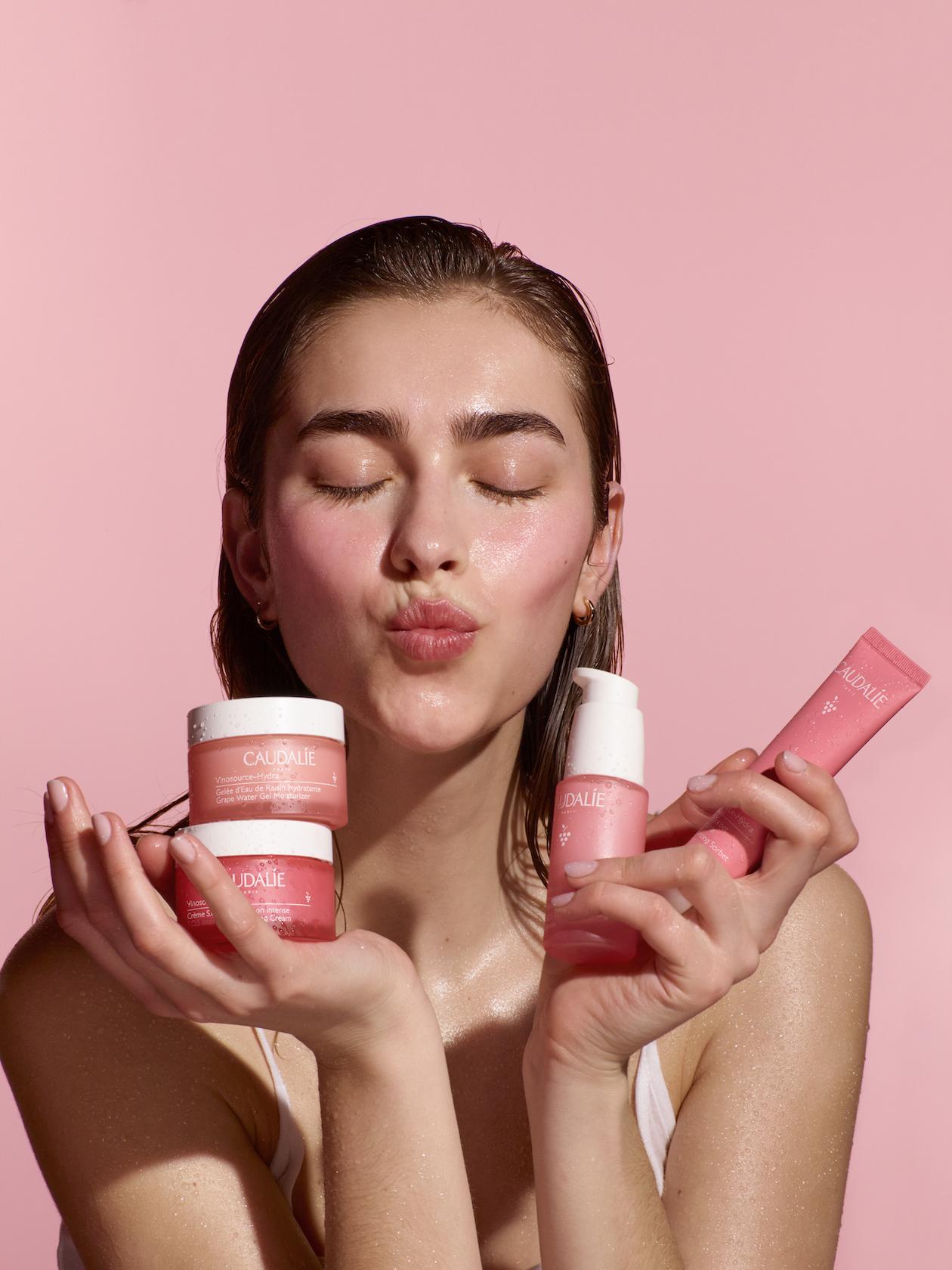 Caudalie保濕抗敏系列強韌健膚
