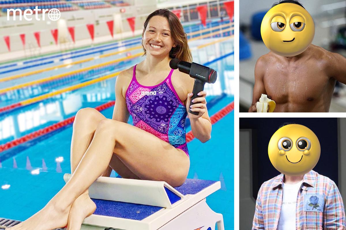 首名港泳將打入奧運決賽  「美人魚」何詩蓓  IG只追蹤兩位男藝人