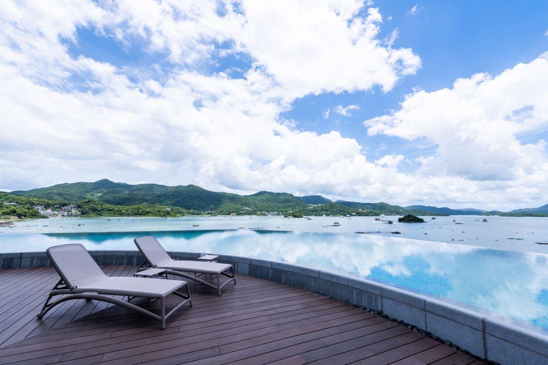 【西貢】全新度假酒店解構 無敵海景+無邊際泳池超吸引