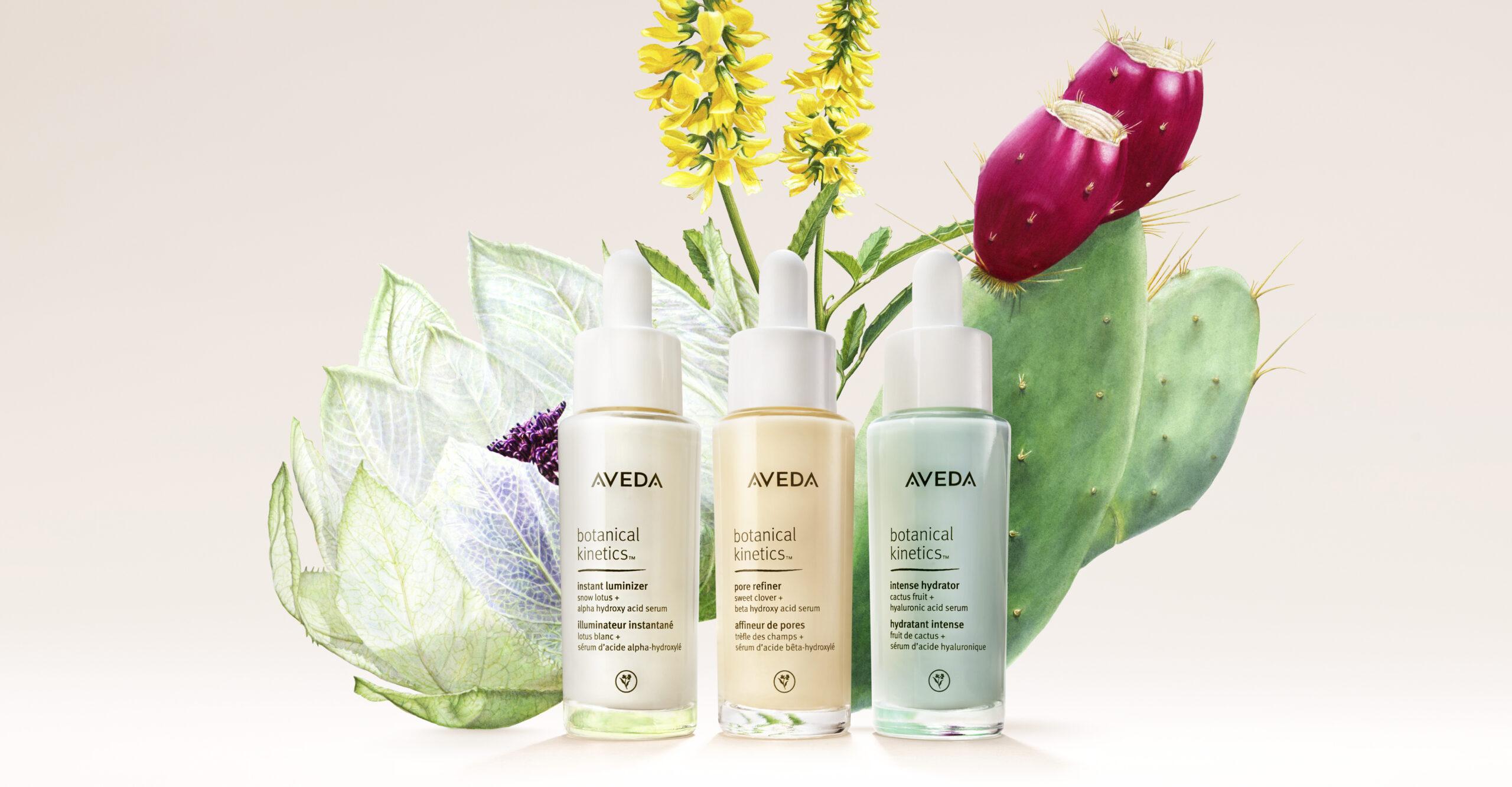 AVEDA 草本護膚改善皮膚問題