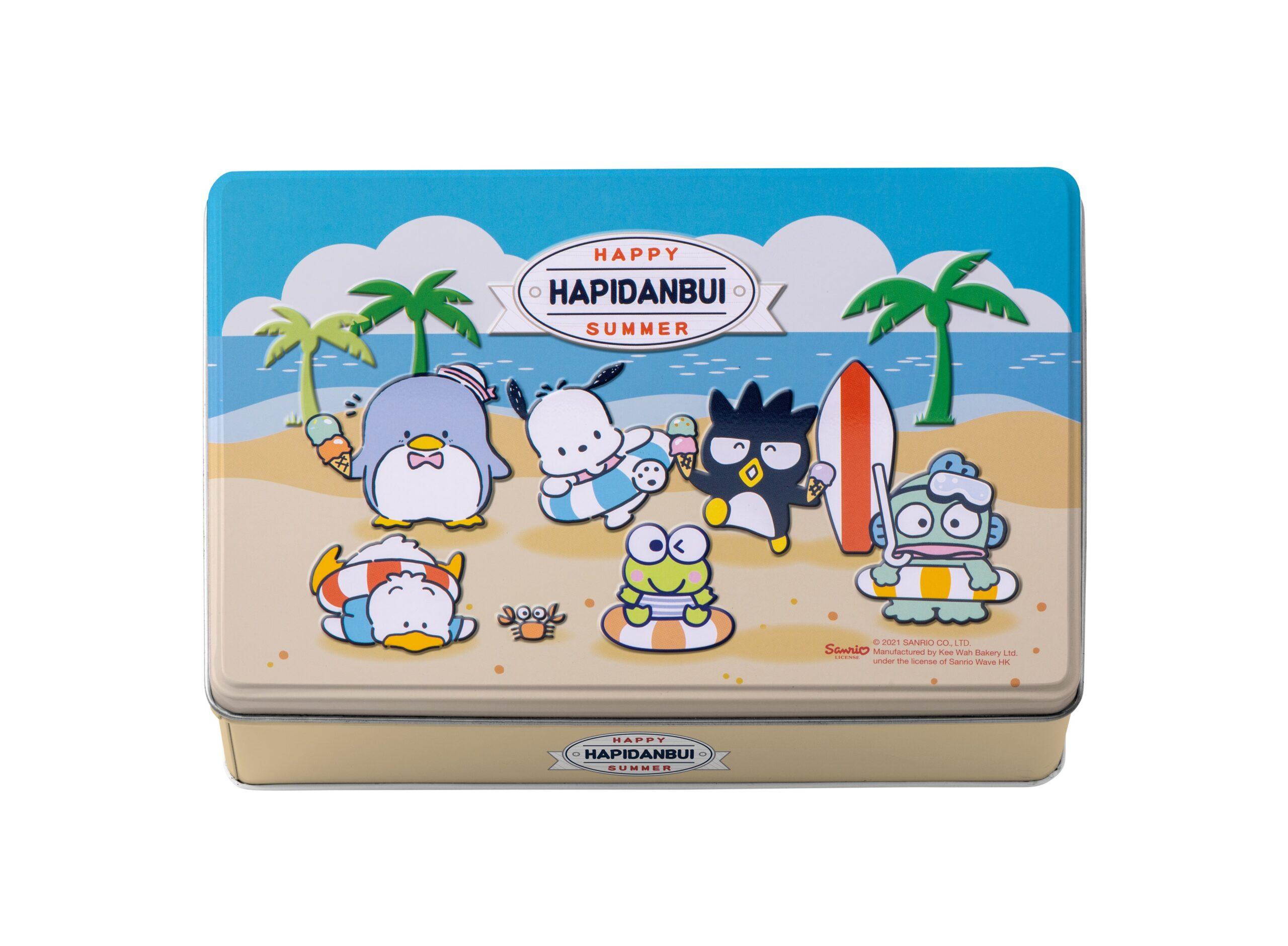 奇華餅家 x Sanrio 與你歡度炎夏慶典