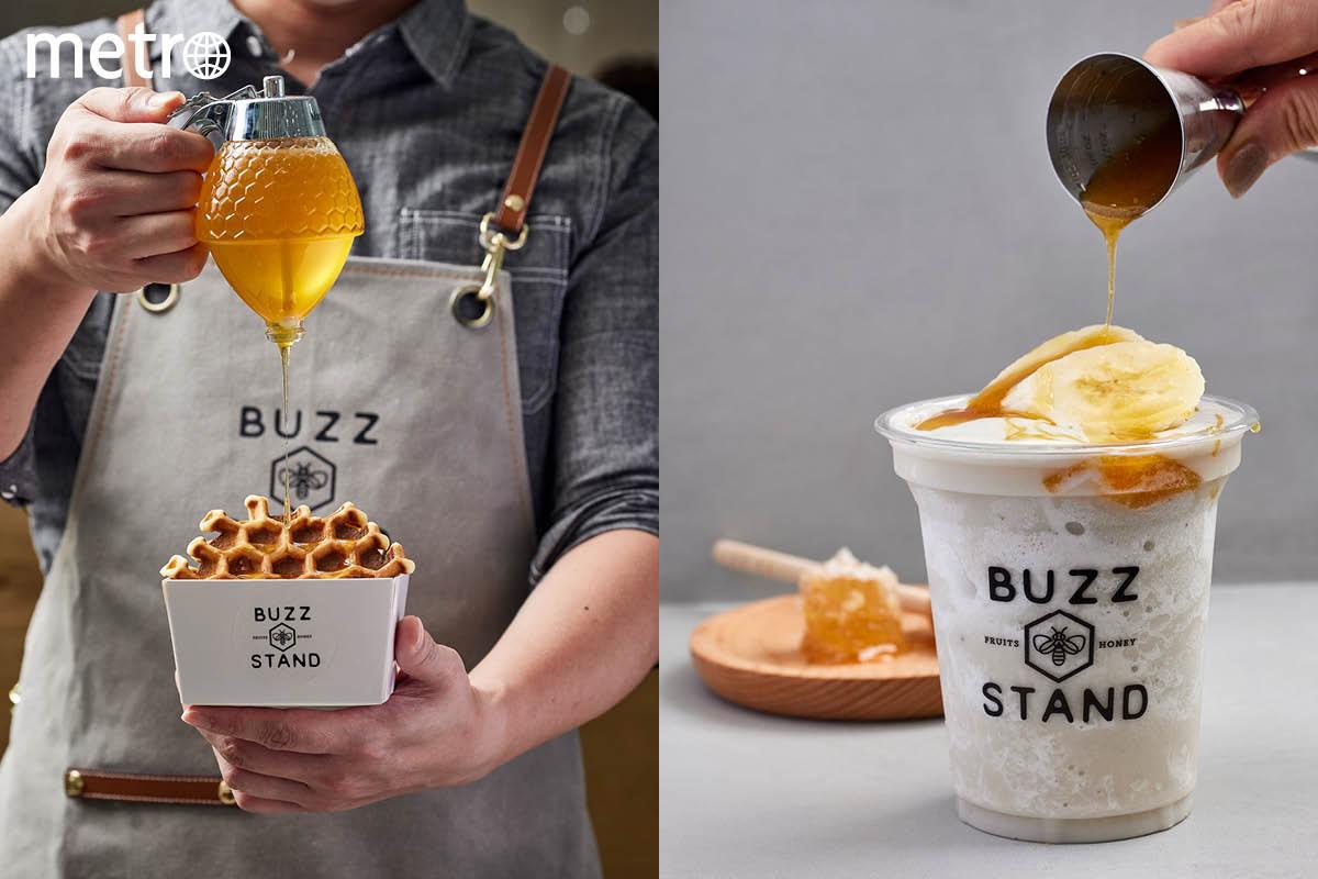 【將軍澳】全新茶飲店進駐 主打特色純天然蜂蜜飲品
