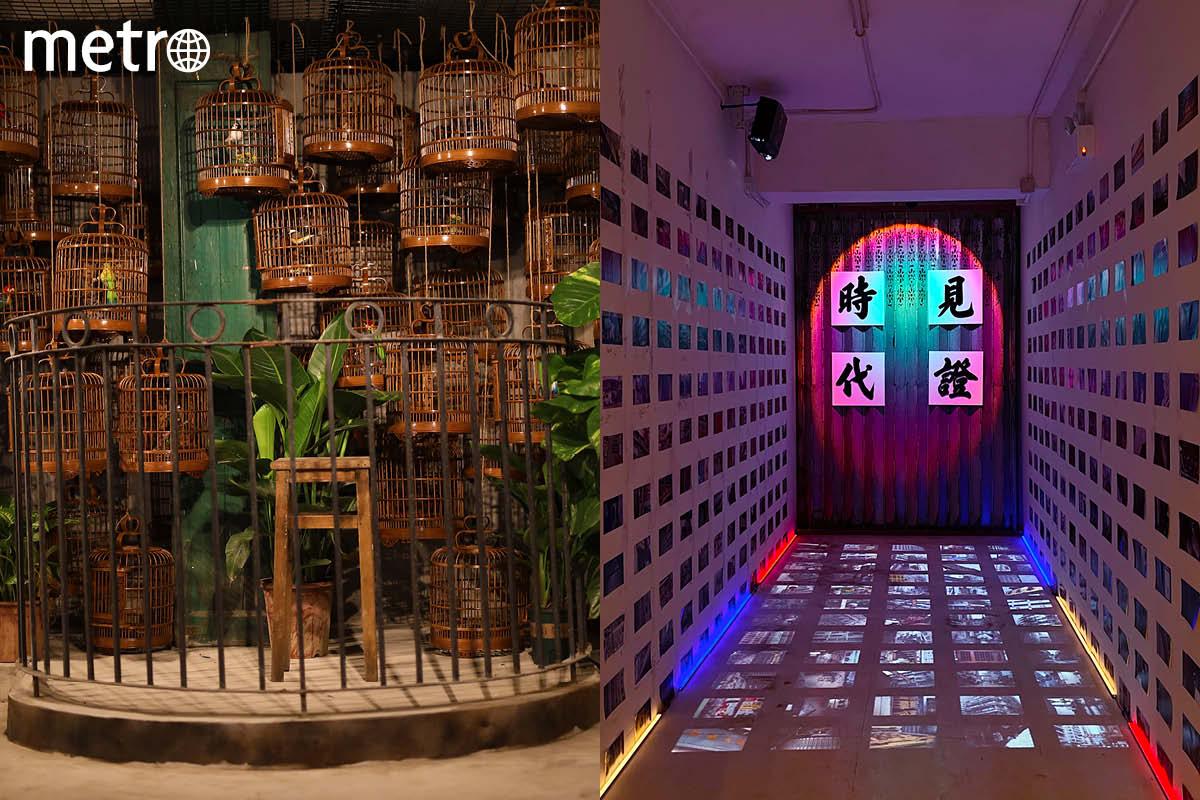 【太子】老香港藝術概念館 走進歷史細味舊物