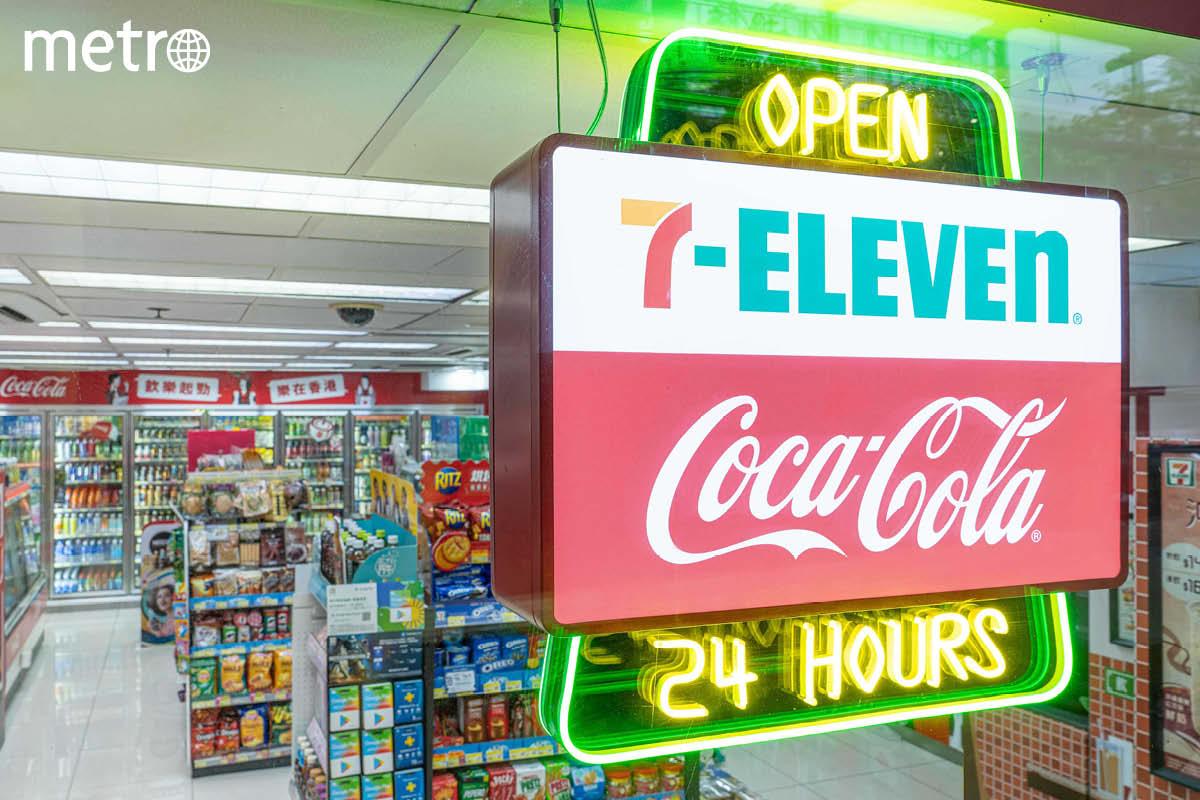 【尖沙咀】7-Eleven x 可口可樂概念店 買汽水換購港味濃積木模型