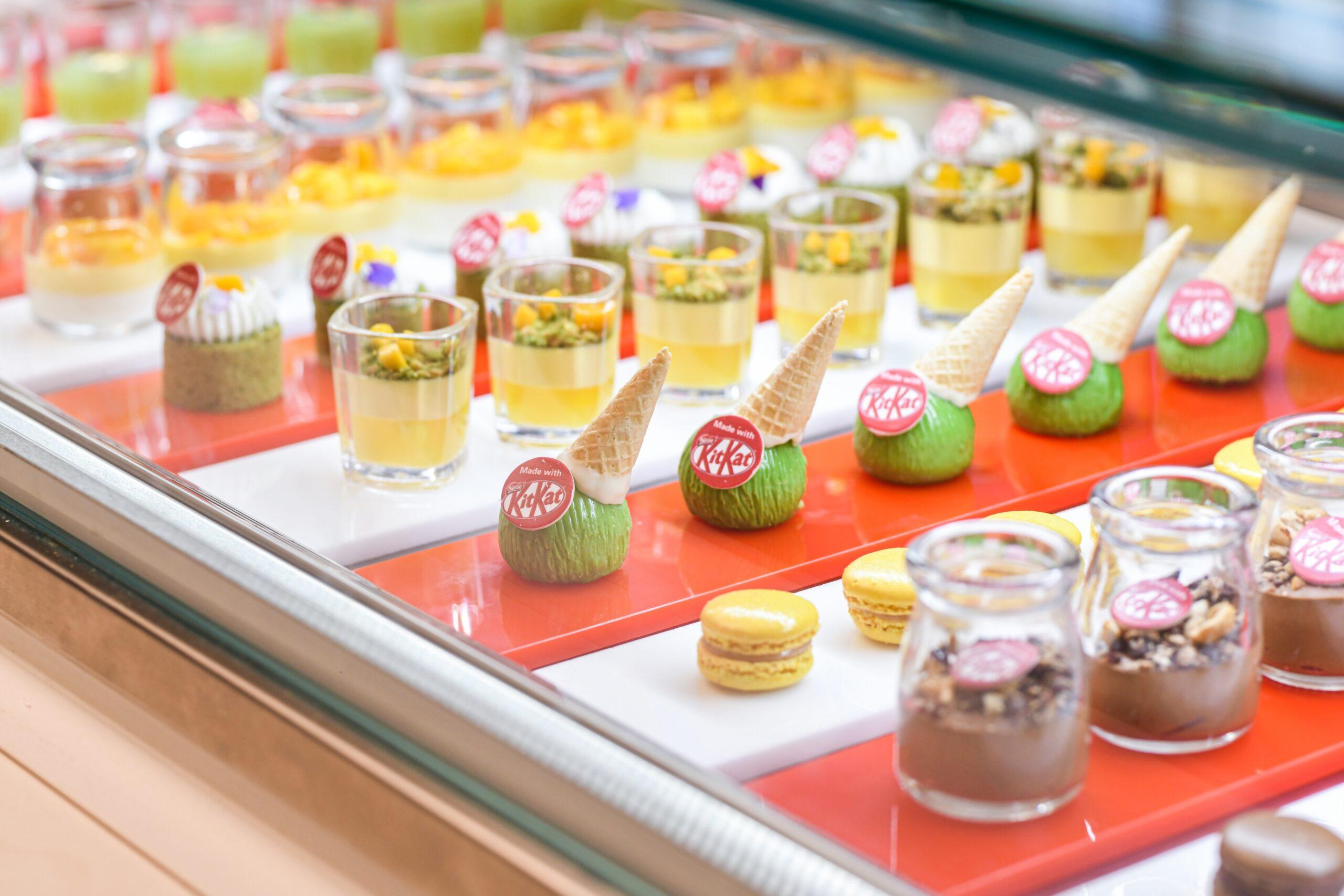 【旺角】康得思酒店自助餐 限定Kit Kat甜品區