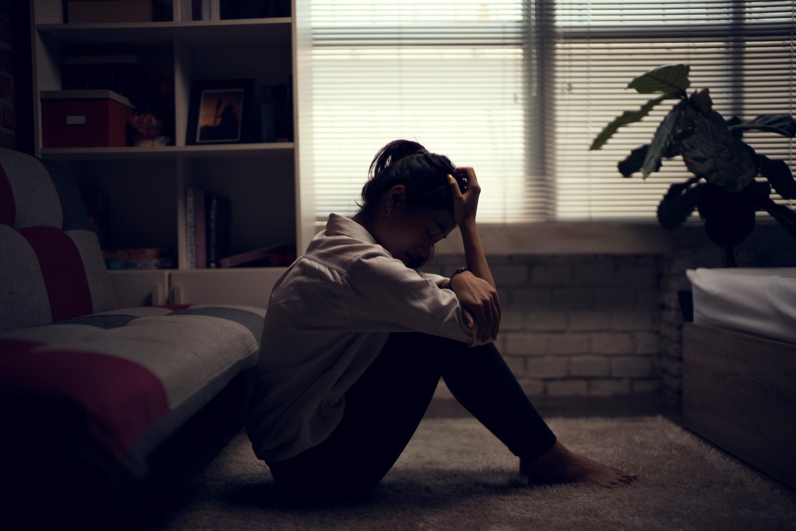 40%抑鬱症患者  不知自己嚴重