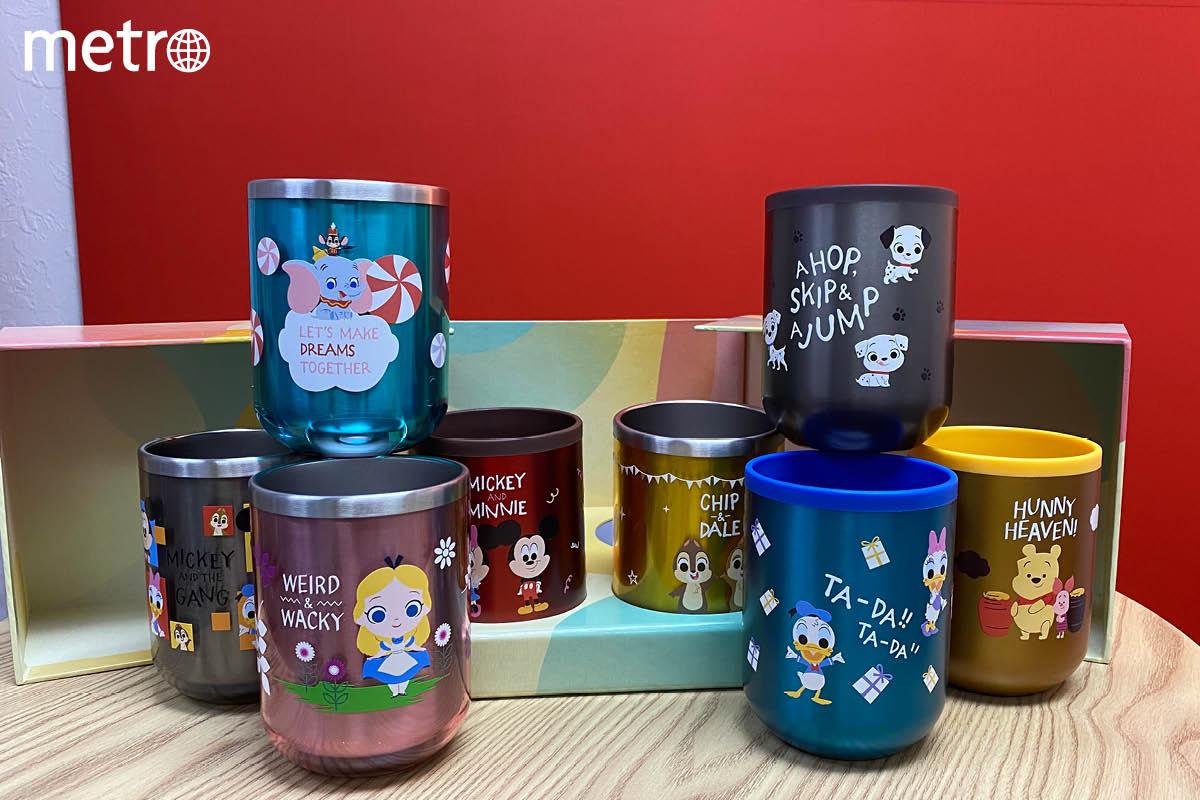 7-Eleven聯乘迪士尼推保溫雙層杯  必換可愛小熊維尼+唐老鴨款
