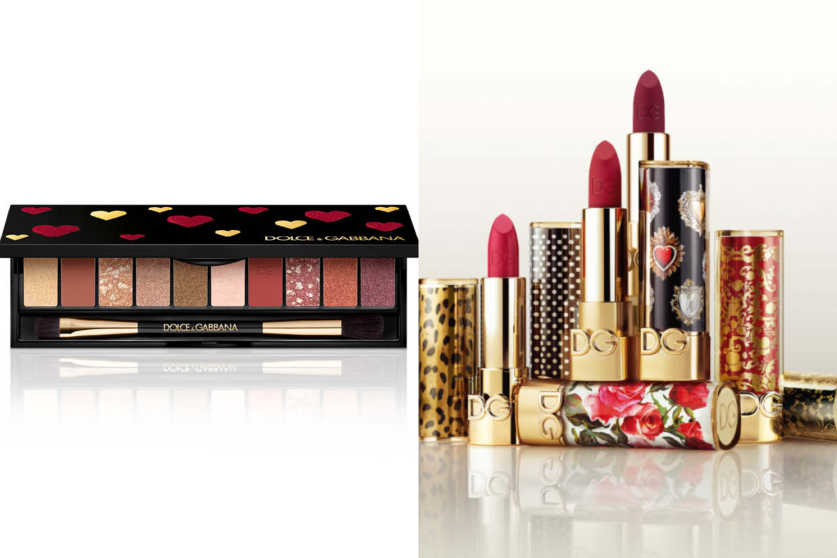 Dolce & Gabbana Beauty 秋季全新眼影及啞色唇膏