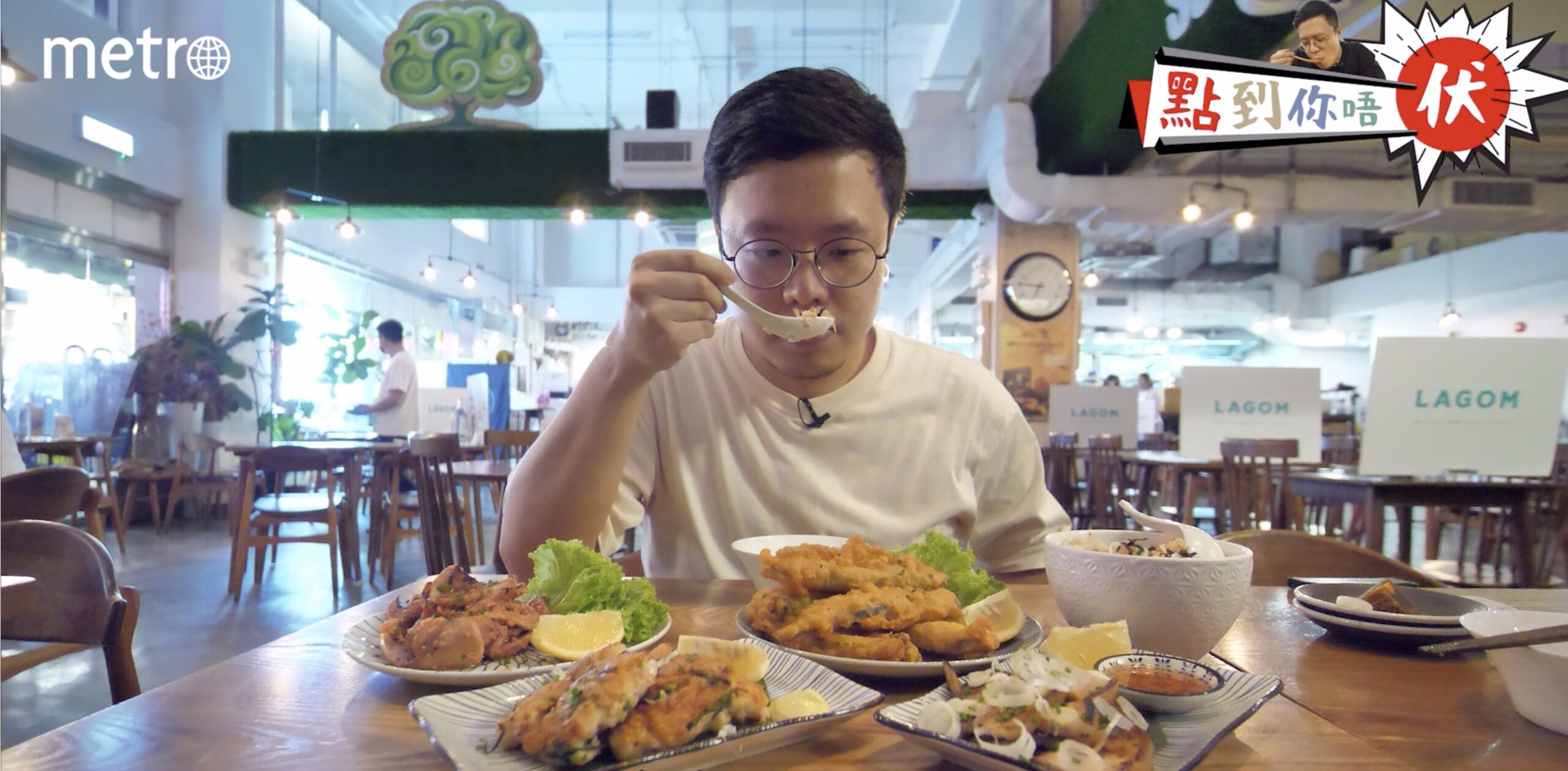 【點到你唔伏 Episode 1】試食IG票選最伏餐廳第一名