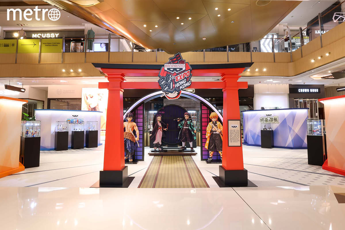 【尖沙咀】動漫迷必到!BANPRESTO EXPO 再度襲港 售多款人氣動漫精品