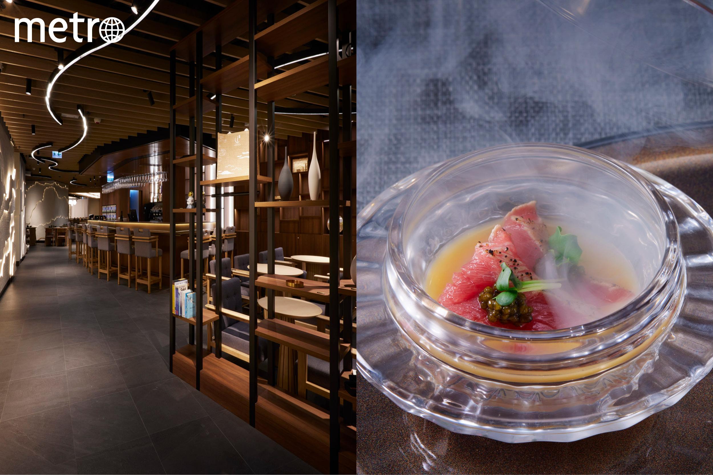 荃灣新開萬二呎日式餐廳  集炭燒 鐵板燒 壽司