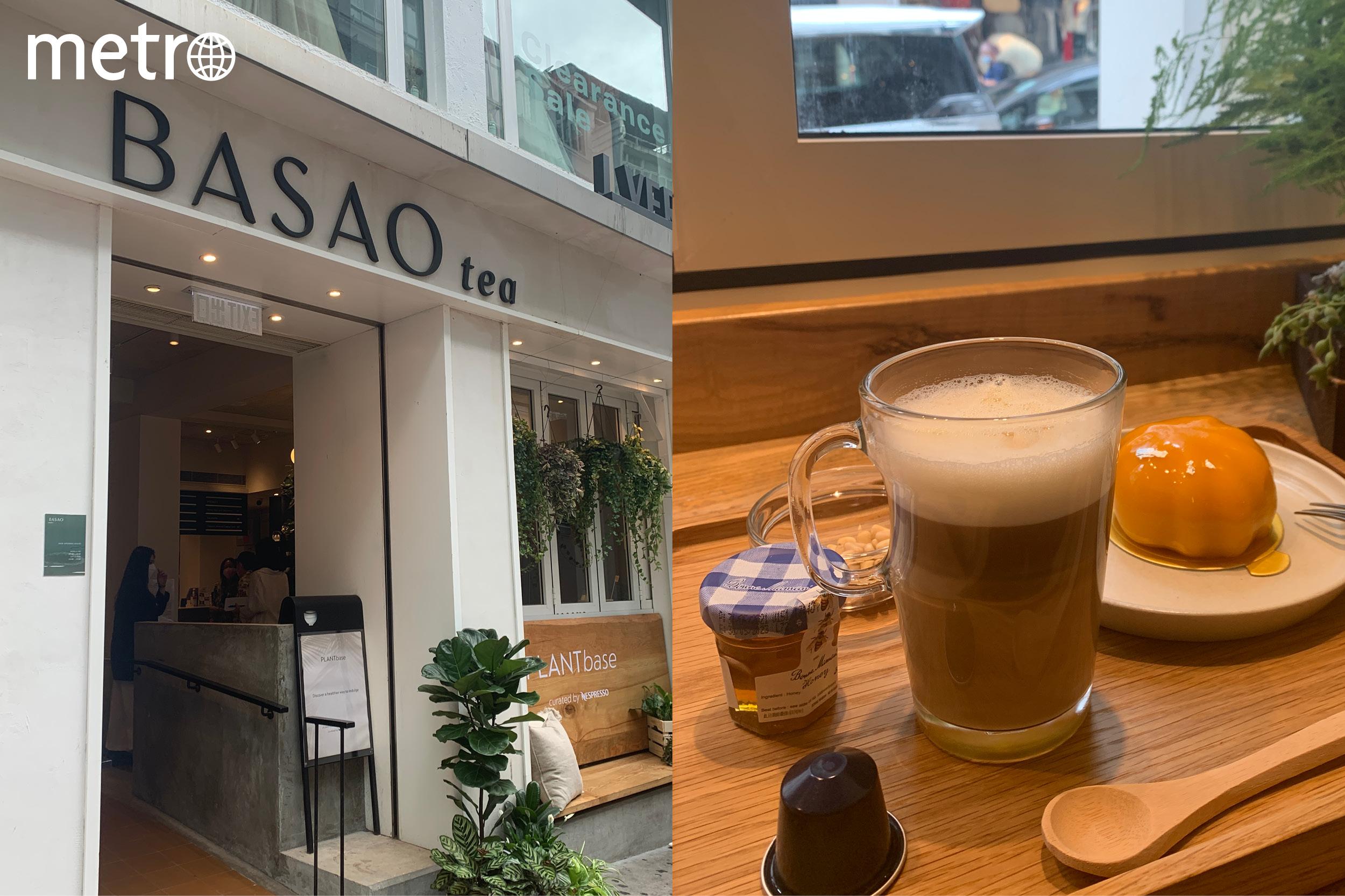 Nespresso期間限定店 X 純素甜品