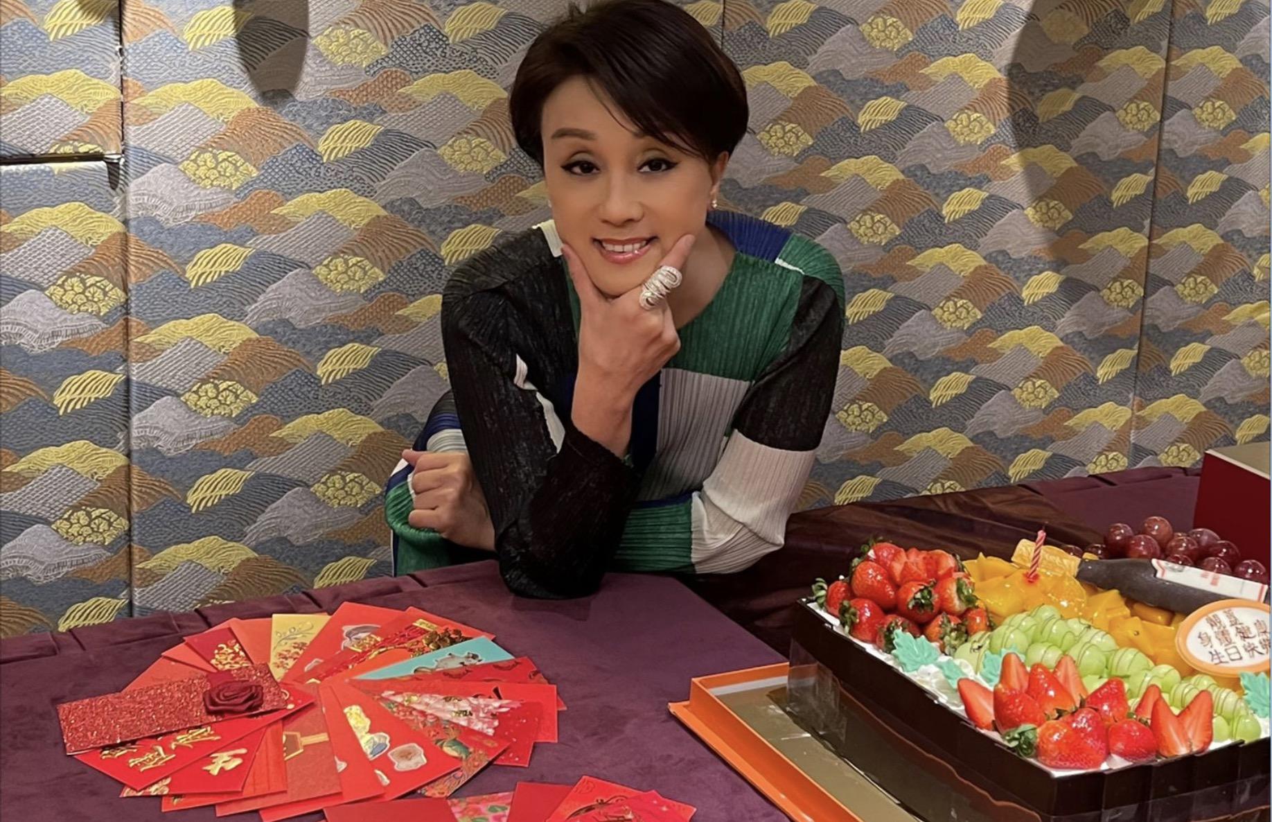 蓋鳴暉生日公布好消息  與冼杞然導演合作新劇目《鄭和》
