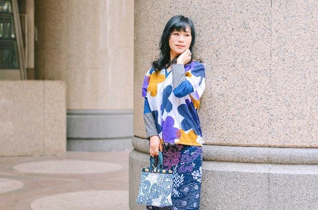七仙羽師傅 化身日本女模  正式殺入時裝界